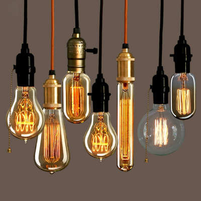 لامپ ادیسون فیلامنتی