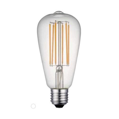 لامپ حبابی خمره اي فیلامنتی