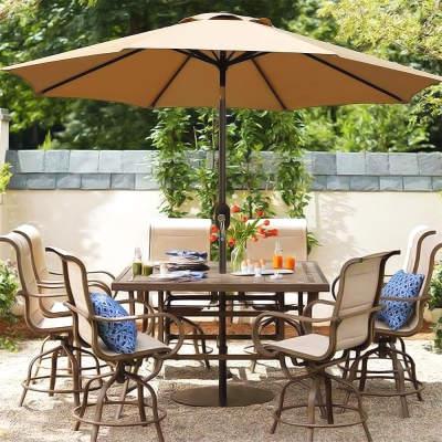 چتر باغی فضای باز